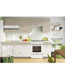 MIA konyha 240 PICARD/fehér fényes