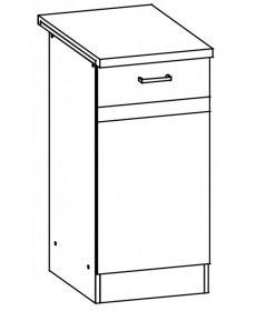 Eliza konyha ALSÓ szekrény több színben és típusban
