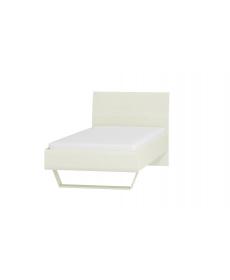 BRYZA BRL-1C (ágy 90) fehér/fehér fényes