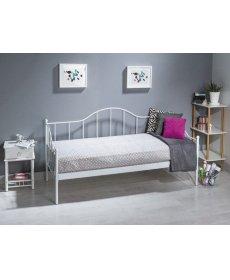 DOVER ágy 90x200 fehér