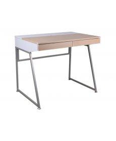 B-130 íróasztal fehér