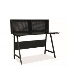 B-192 íróasztal fekete