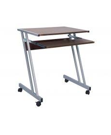 B-233 íróasztal sötét barna