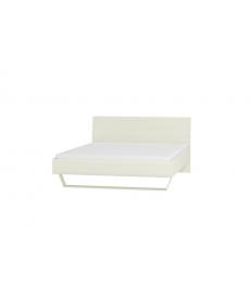 BRYZA BRL-2/3C ágy fehér/fehér fényes