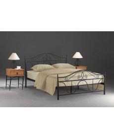 DENVER ágy 160x200 fekete