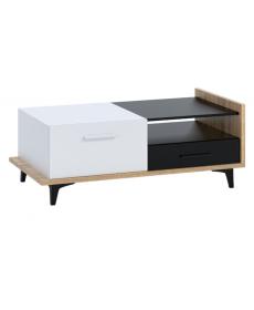 BOX BOX-03 dohányzóasztal 2D2S több színben