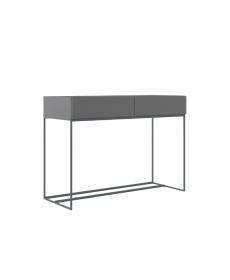 MERS 012 fésülködő asztal antracyt/szürke