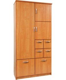 BARCELONA 100 (szekrény) több színben