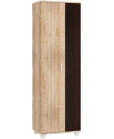 GRAND (szekrény) világos Sonoma/sötét Sonoma
