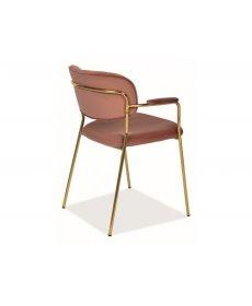 CARLO II VELVET szék több színben