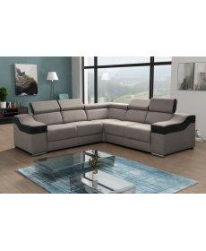 GALA rendszer sawana L alakú kanapé