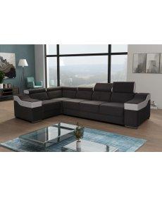 GALA rendszer blanca L alakú kanapé
