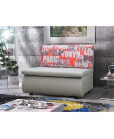 KUBA szófa, ágyazható fotelágy több színben