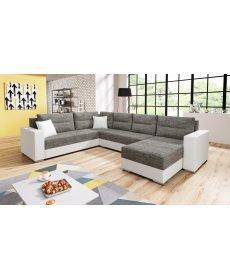 GERD U alakú kanapé több színben