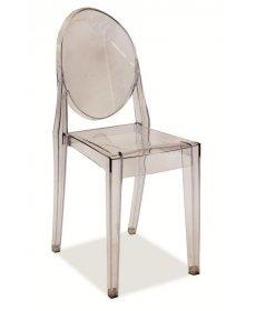 MARTIN szék átlátszó