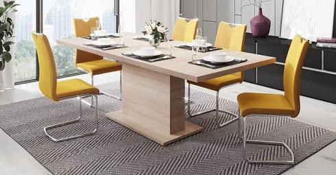 Modern és klasszikus étkezőasztalok